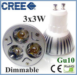 Wholesale Hot Selling Best Quality Dimmable Downlight VAC LED Lamp GU10 E27 W Light Bulbs Spotlight