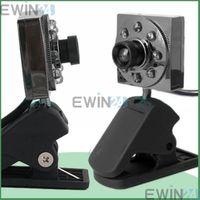 Wholesale Good quality Mega USB IR LED Web Cam Camera Webcam Skype Mic