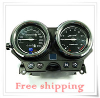 Wholesale Free DHL Shipping Speedometer Tachometer Gauges Hornet