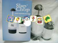 Wholesale CPA X Food Chopper Machine Grater Chop Combo All Purpose Food Chopper Plus Bonus Grater Slap Chop