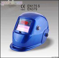 Wholesale Li Battery Solar auto darkening welding helmet protective mask for MAG TIG TSC KR welding machine OL