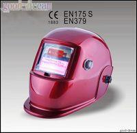 auto welding machine - Li Battery Solar auto darkening welding helmet protective mask for MAG TIG TSC KR welding machine