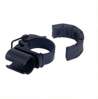 Wholesale Mount Holder Clip For Bicycle Bike Light Lamp LED Torch
