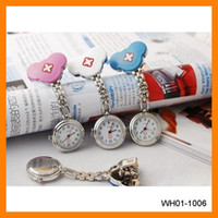 100 pieces lot Specialized Jewelry Nurse Watch WH01- 1006