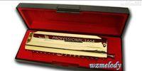 Wholesale Swan Professional golden Chromatic Harmonica Hole Tone