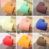 Wholesale 40pcs Baby Desk Table Corner Edge Anti Collision Protection Mat Children Kid s Safety Care Cushions