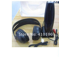 Wholesale 8 in Wireless FM Headphone FM Hi Fi Wireless Headset Portable Wireless Headphone For MP3 PC TV