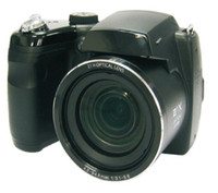 Wholesale Professional SLR digital camera with mp sensor and x optical zoom can support to G SD ca