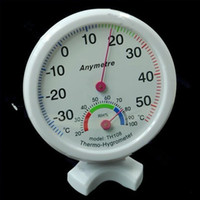 Wholesale Indoor Outdoor Thermometer Hygrometer Temperature New