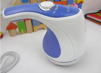 Wholesale Relax Spin Tone Body Massager Fat Reduce Remove Slim Machine Handheld massager best gift
