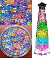 Beads bags ads - Flower Growing g bag Magic Plant Crystal Soil Mud Water Beads Pearl ADS Jelly Crystal Ball