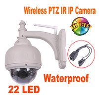 Wholesale Lowest Authentic Wanscam Wireless webcam Waterproof Outdoor CCTV WIFI IR PTZ Network IP Camera