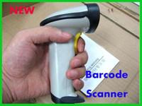 Wholesale Super Responsive USB Long scan laser barcode scanner barcode reader keyboard wedge for supermarket