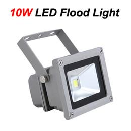 10PCS 10W Outdoor Waterproof LED Flood Lights Warm White Cool White RGB 110V 220V AC