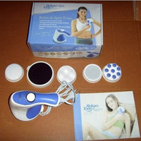 Wholesale NEW PROFESSIONAL BODY SCULPTOR MASSAGER RELAX SPIN TONE Set V or V
