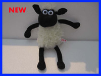 Farm Animals sheep plush - 100pcs NICI Plush quot long wool Shaun The Sheep Soft cute Plush Stuffed Dolls Toy bag Hang adorn