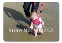 Wholesale Baby Toddler Harness Walk Learning Assistant Walker Baby walking Assistant baby safty harness