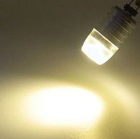Wholesale G4 DC V W Base LED Cool White Warm white SPOT LIGHT Landscape Light Bulb Lamp Energy saving