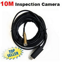 Wholesale 10M Inspection USB Cable Wired Borescope Snake Scope Inspection Camera Waterproof LED S019