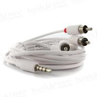 Wholesale 5 in AV Combo Adapter TV Keyboard Camera Connector Card Slot USB AV Cable for iPad iPad2 iPad3