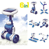Wholesale The third generation in educational solar toys with retail packaging