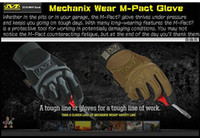 Wholesale Mechanix Wear M Pact Original Gloves safety work riding gloves