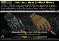 Wholesale Mechanix Wear M Pact Original Gloves safety work riding gloves S360