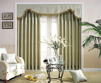 Wholesale 4 meter Remote Control Electric Motorized window Curtain Single track double open