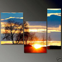 Cheap Unframed oil painting Best Digital printing  art canvas