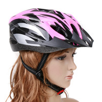 Unisex adult safety helmet - Cycling Bicycle Bike Carbon Adult sport safety Helmet with Visor EPS White Yellow Pink H8322