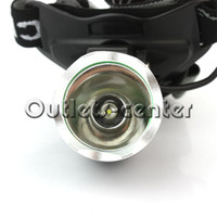 Wholesale CREE Q5 LED bike light high power led bicycle flashlight Electric Torch LM headlight LG146250