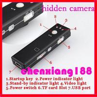 Wholesale 50pcs Mini DV Chewing Gum Hidden Camera AVI Video Recorder Web Cam with Clip fps