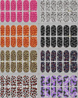 2D animal sticker sheets - Pick up your Salon style Nail polish Stickers Nail polish Strips sheet Animal