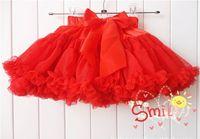 Pleated girls pettiskirts - girls dresses tutu skirts ballet tutu baby dress girls dress pettiskirts kids underdress ballet