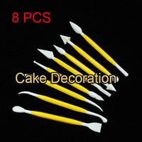 Wholesale Cake Decorating Fondant Sugarcraft Modelling Tool