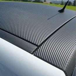 30M lot 3D Carbon Fiber Vinyl Sticker 30m*1.27m vinyl carbon wrap wholesale 3d carbon vinyl china