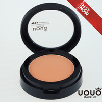 Powder Blush compact powder makeup - New High Quality Make up UOUO Makeup Compact Oval Drop Blush Face Color JC8207