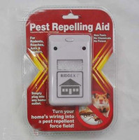 Wholesale 2pcs Riddex Rodent Repelling Aid Plus Electronic Pest Control Easy