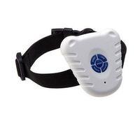 Wholesale Dog ultrasonic stop barking signoff bark collar dog training supplies pet product