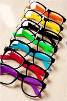 Cheap new 100% Fashion glasses Brand New Korea plate glasses frame sunglasses Hot Free shipping 20pieces
