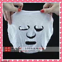 Wholesale 300pcs Papper Mask Facial Masks Face Skin Care Peels Accessory Compressed DIY Beauty Makeup Tools