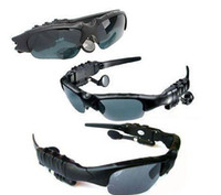 Wholesale NEW Sunglasses GB Headset Mp3 Player with