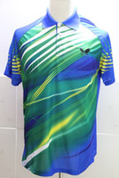 Wholesale NEW Butterfly men s table tennis clothing Badminton T shirt colour M201