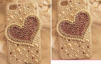 loose faux pearls - Loose Beads DIY flat pearl nail salon beads diy phone case Faux Pearls cream white mm mm mm mm mm drop shipping