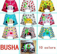 Wholesale 30pcs Colors animal Summer pp pants Children s Shorts Jeans amp Pants BUSHA Children s Shorts