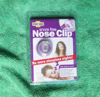 Wholesale Nose Clip No More Sleepless Nights Snore Free