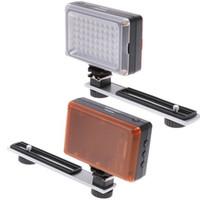 Wholesale LED Video Lights YONGNUO YN0906 LED Pro flash Photo Light for Canon Nikon SLR DSLR Camera pc