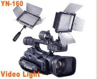 Wholesale YONGNUO YN LED Video Lights Flash Video Light with Filters for Camera Camcorder Camera