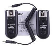 Wholesale Yongnuo RF C1 Radio Flash Trigger for Canon D D D D D RF603 amp digital camera dslr