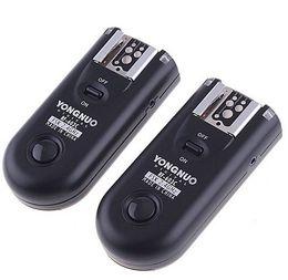 Wholesale Yongnuo Wireless Flash Trigger Remote Control RF C3 FSK GHz For D D II D DS D D D